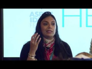 how social capital influences well-being: aspen institute